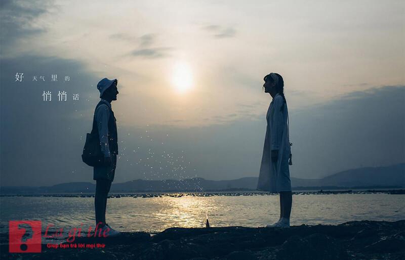Chỉ cần luôn nghĩ về nhau đã là một tình yêu đẹp rồi