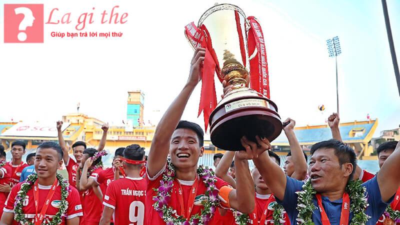 Đây là giải bóng đá đỉnh cao của Việt Nam