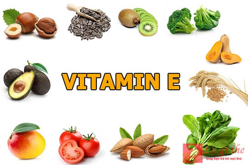 Vitamin hòa tan sẽ tích tụ lại trong cơ thể
