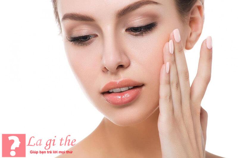 Glycerin giúp da giữ gìn vẻ đẹp mịn màn