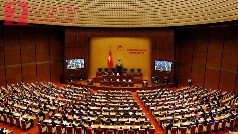 Quyền lực của các bộ phận sẽ được quy định bởi hiến pháp