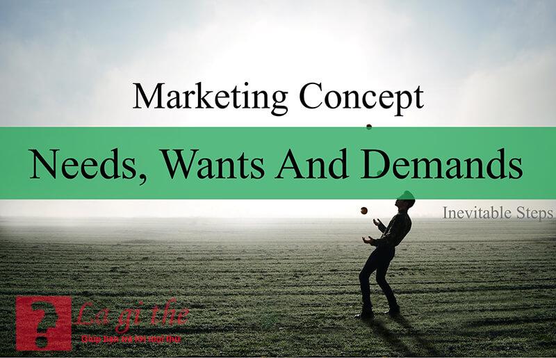 MarketingConcept có nhiệm vụ lôi kéo khách hàng đến với sản phẩm