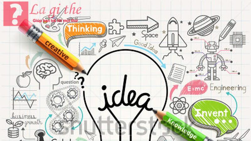 Idea chính là 1 phần của Concept