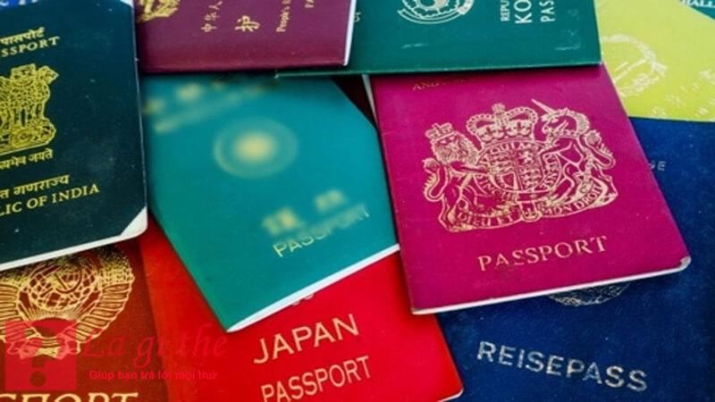 Tùy vào từng mục đích mà có hộ chiếu khác nhau