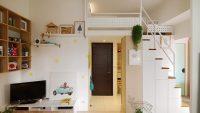 Ý tưởng thiết kế nhà nhỏ đẹp đơn giản hóa thênh thang